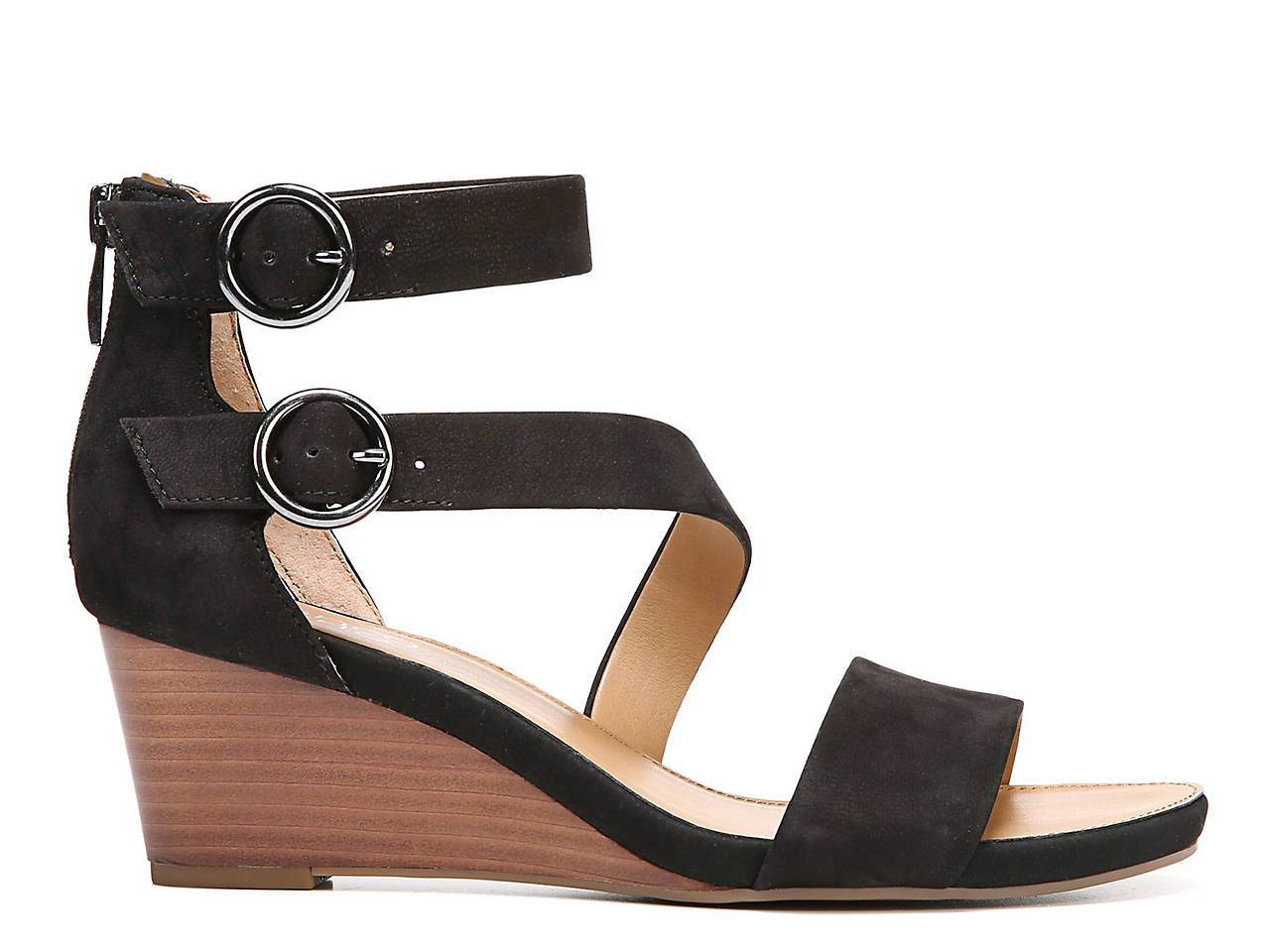 13329234998 Franco Sarto Derek Wedge Sandal Women s Shoes