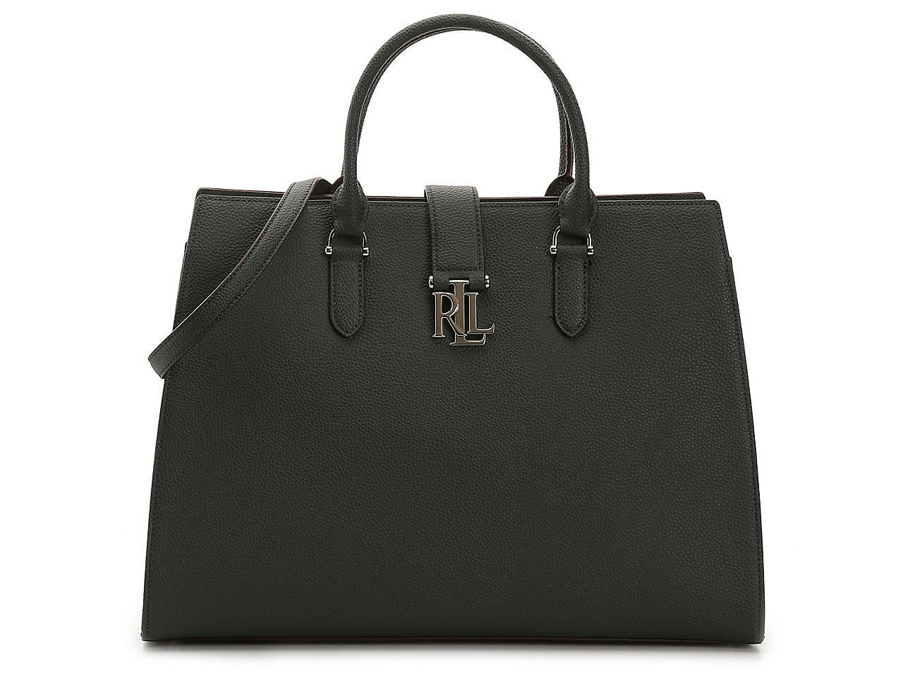 Carrington Women's Lauren Brigitte Leather Ralph Satchel 6q1Bw7