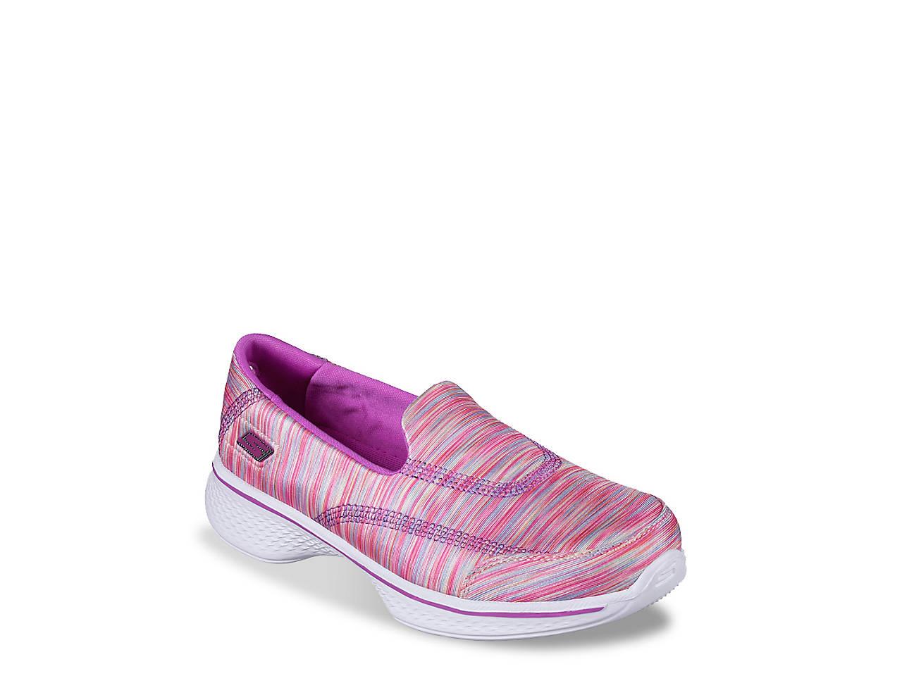 Sneaker On Gowalk Kids' 4 Slip 54LcAjqS3R