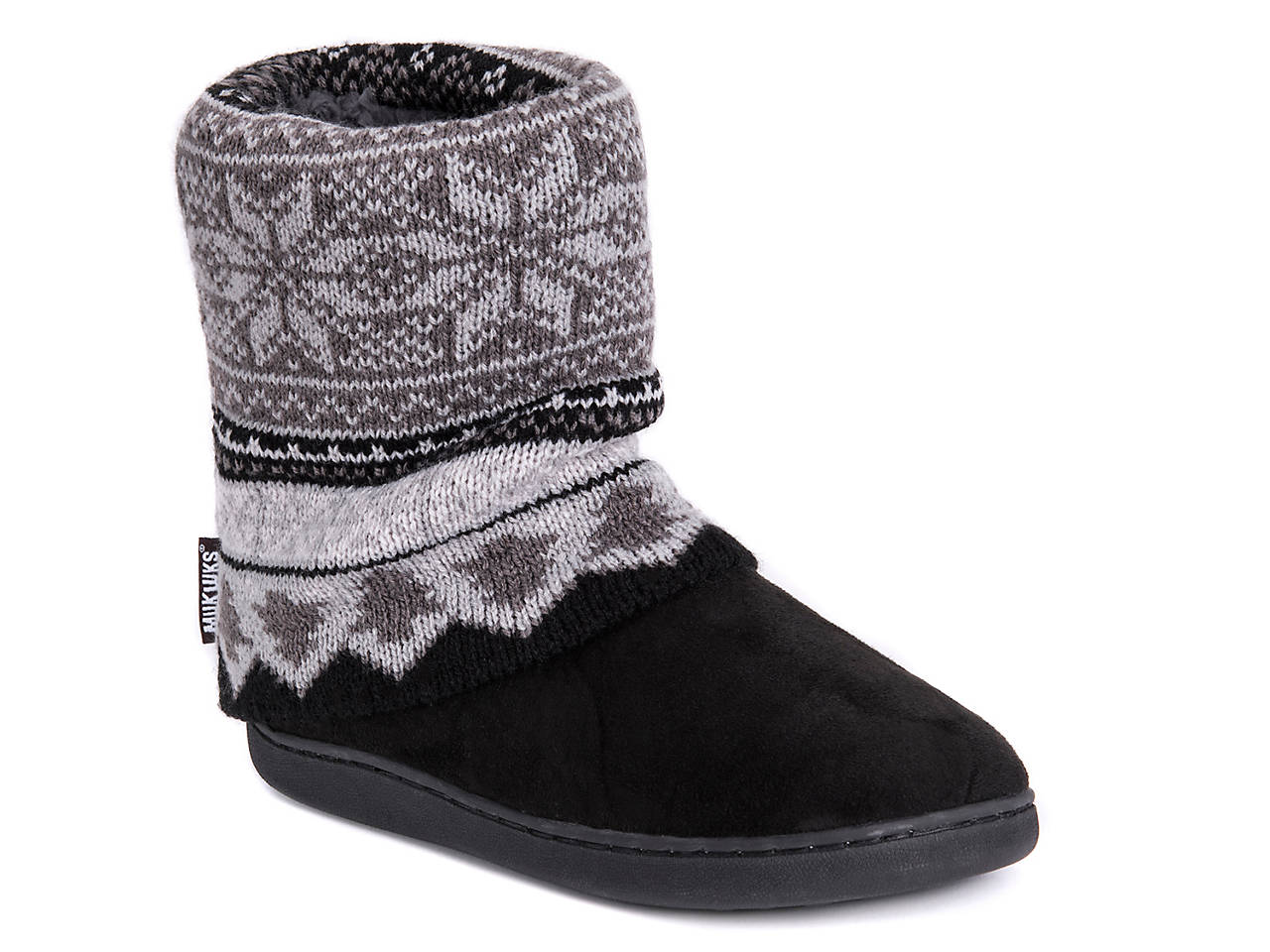 e8fd1583ea8f Muk Luks Raquel Bootie Slipper Women s Shoes