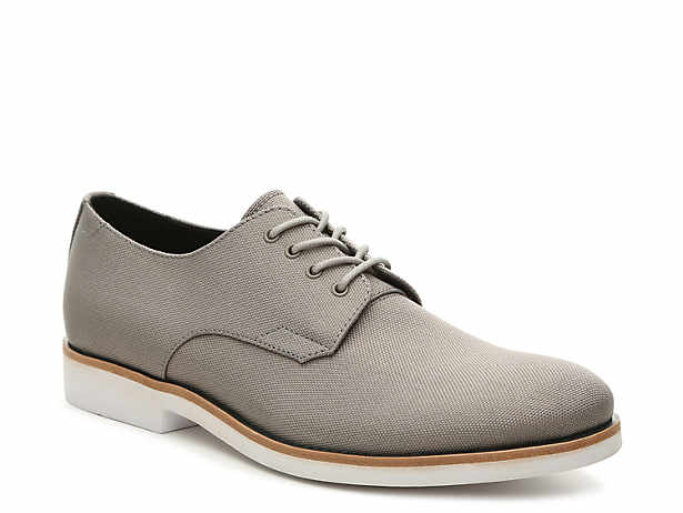 Calvin Klein Faustino (Grey Nubuck) Mens Shoes