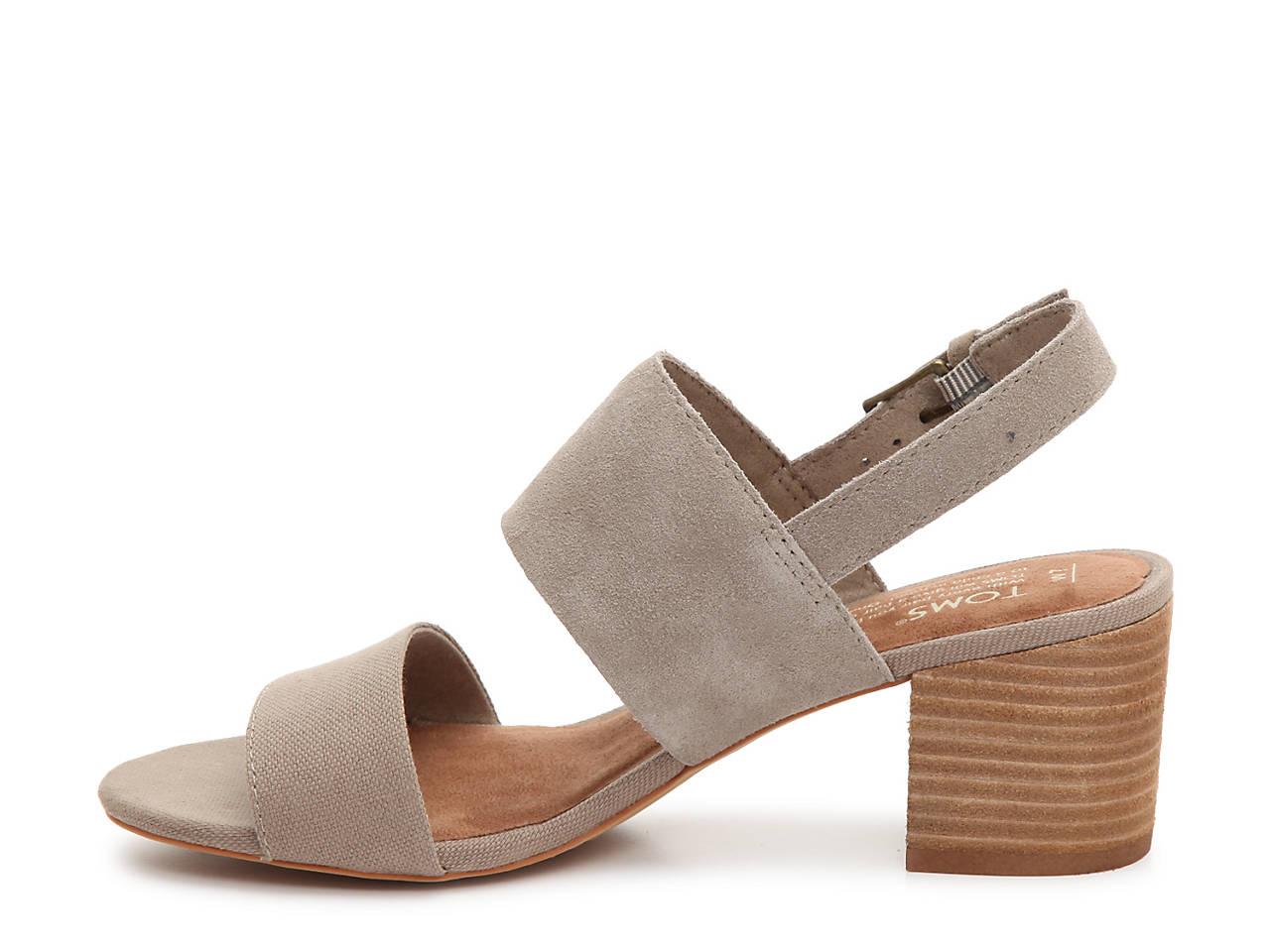 7c5fec8e7b5 TOMS Poppy Sandal Women s Shoes