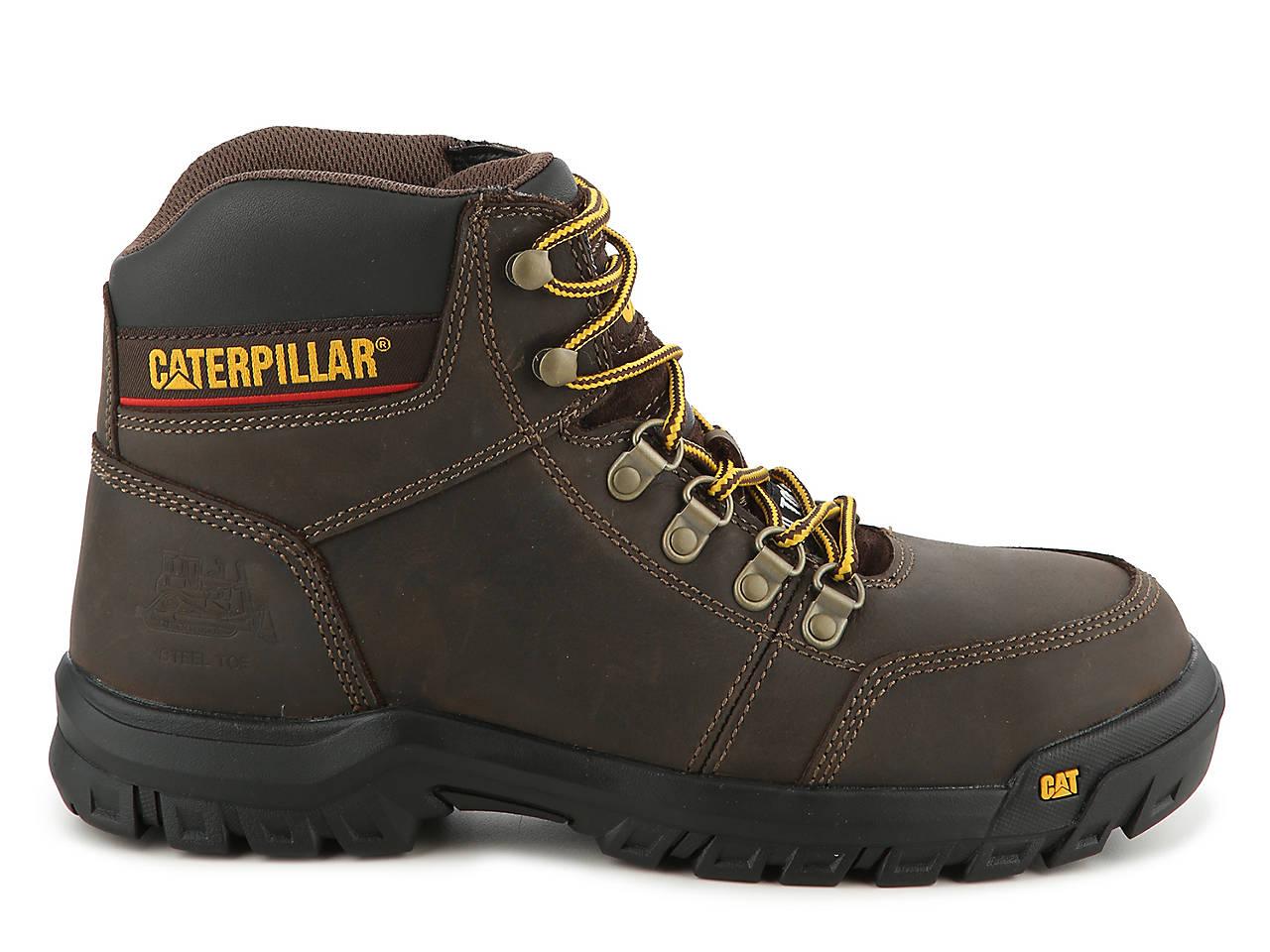 186026414c3 Outline ST Steel Toe Work Boot