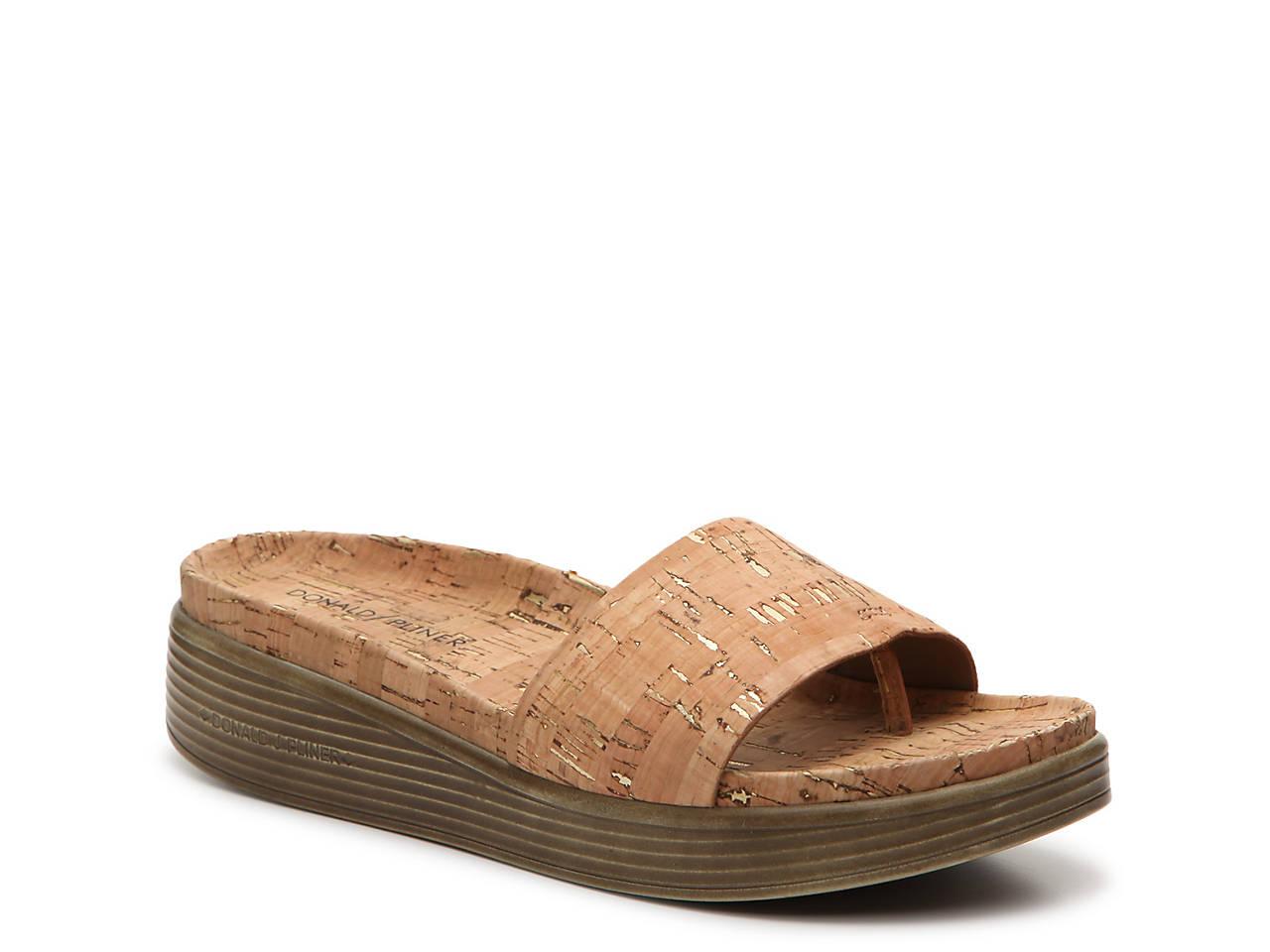 bb0c809bcdf3 Donald Pliner Fiji Wedge Sandal Women s Shoes