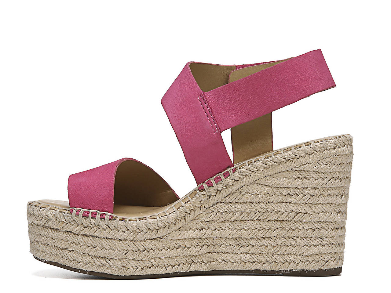 b7097ee9789 Franco Sarto Tulsa Espadrille Wedge Sandal Women s Shoes