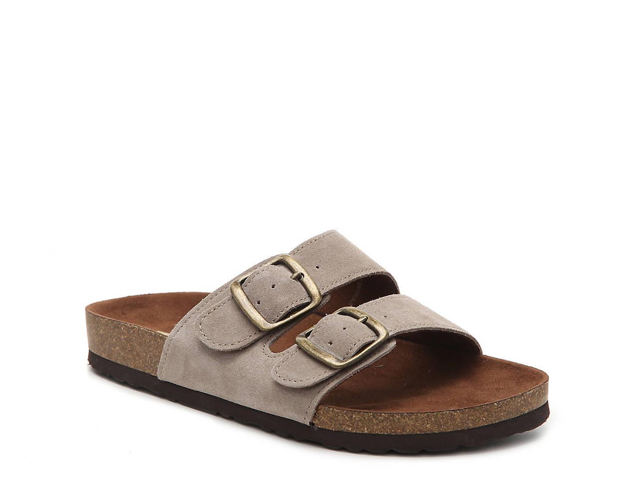 44d5fcbd0d8f White Mountain Helga Flat Sandal Women s Shoes