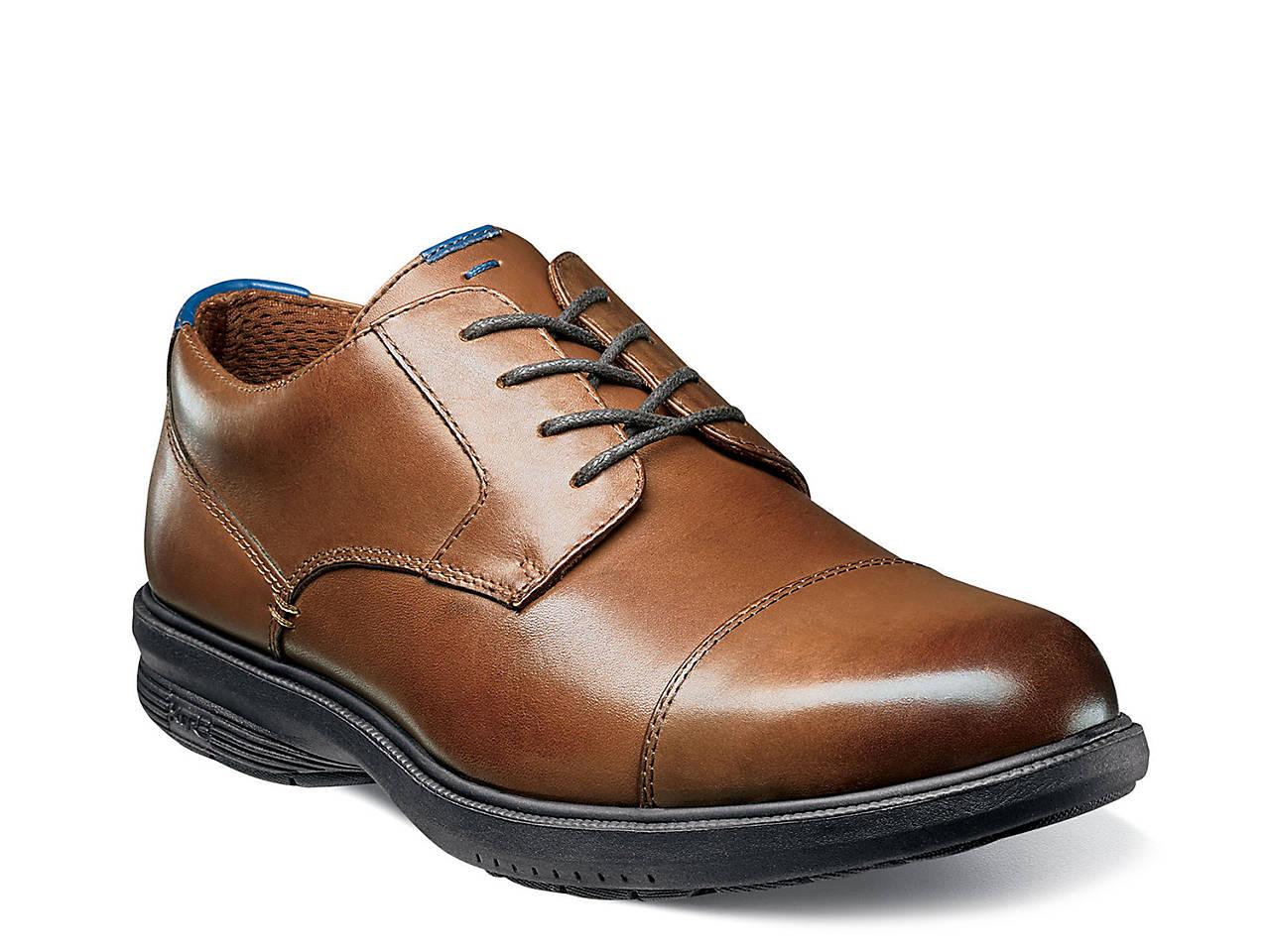 Nunn Bush Melvin Street Cap Toe Oxford Men S Shoes Dsw