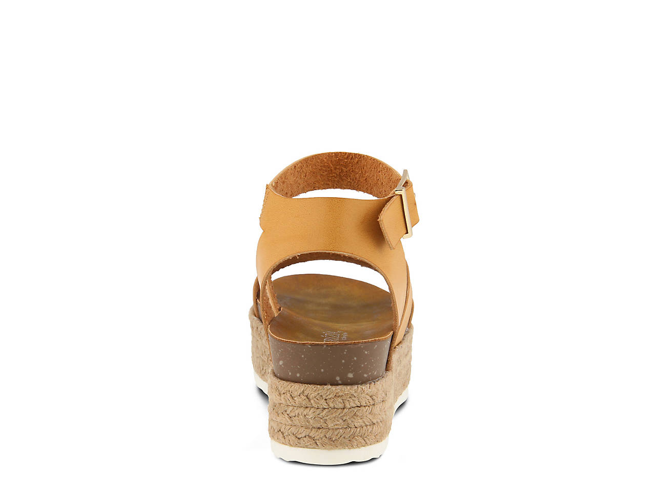 Patrizia By Spring Step Larissa Espadrille Platform Sandal