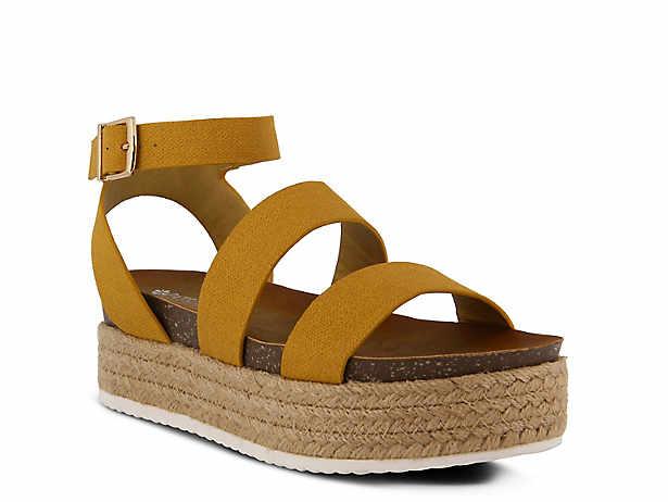507f87da1 Women s Wedge Sandals   Wedge Espadrilles