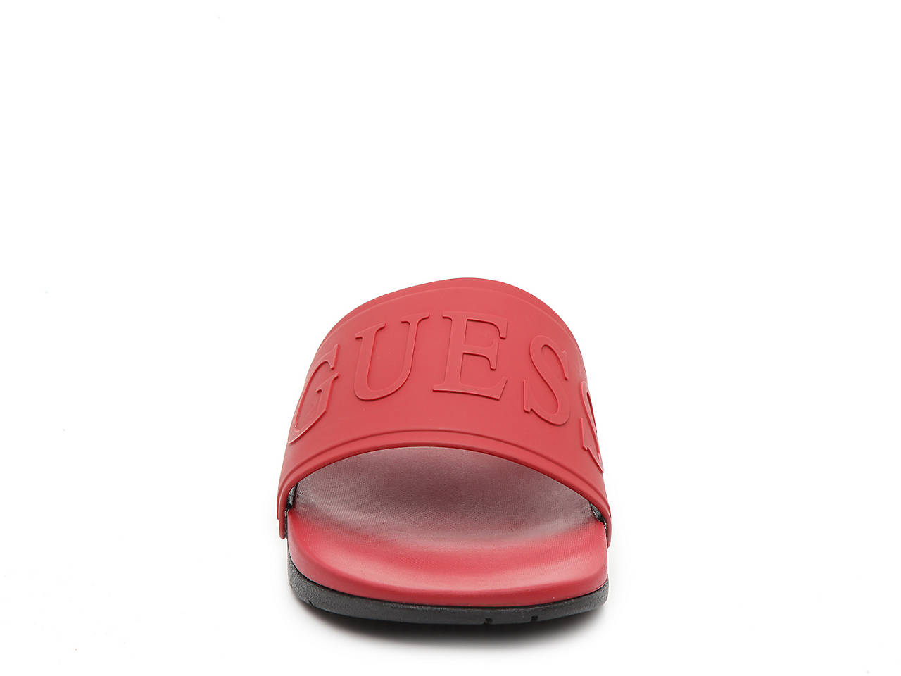 05f34e9e3e67 Guess Gmdelfino Slide Sandal - Men s Men s Shoes