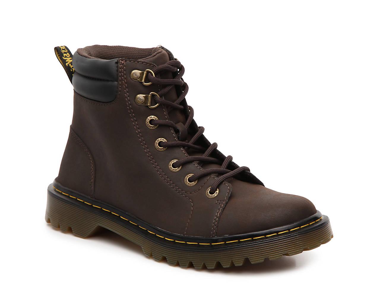 ab488ab151bd Dr. Martens Faora Combat Boot Women s Shoes