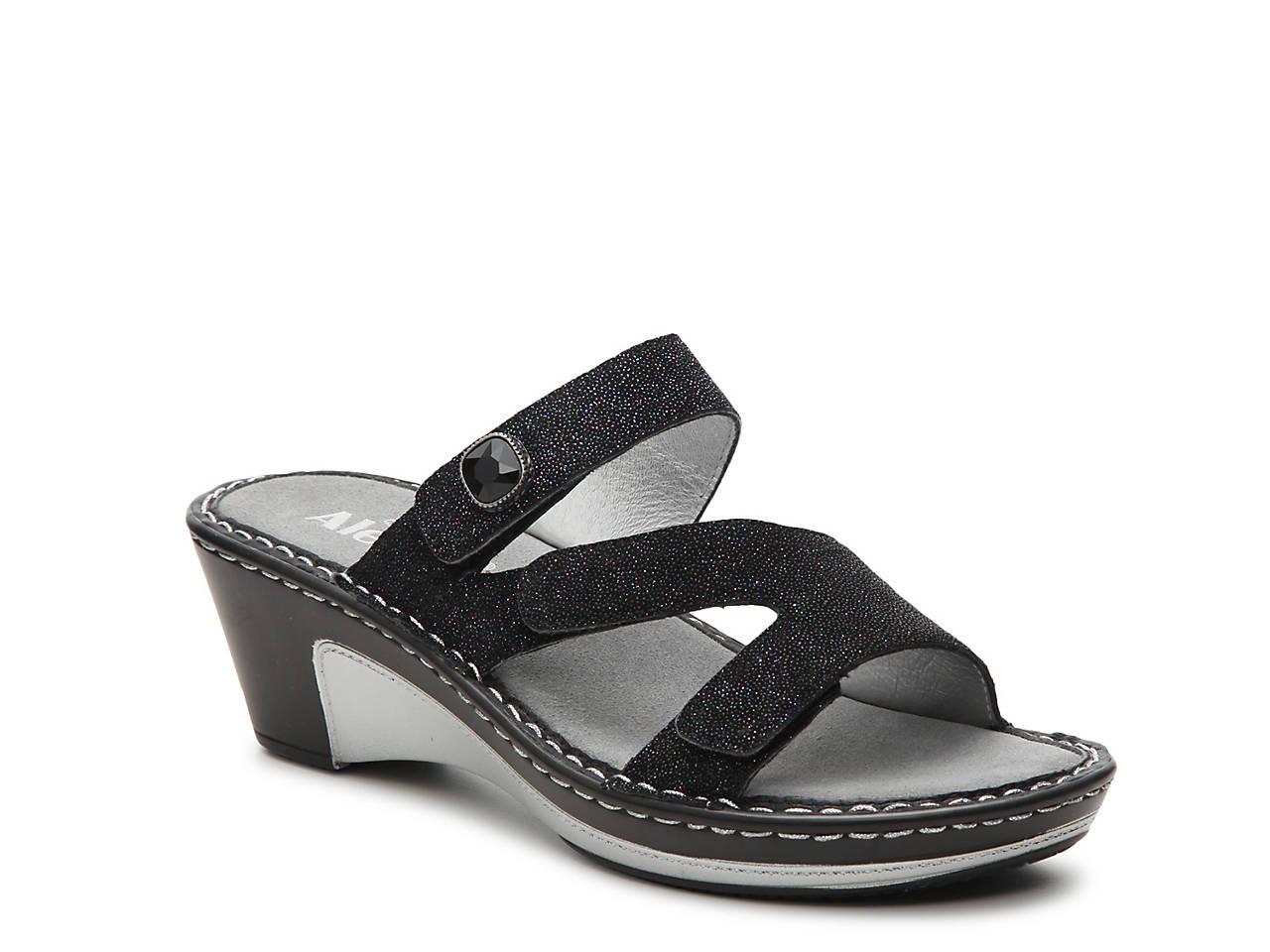 ac6778ffee8 Alegria Loti Wedge Sandal Women s Shoes