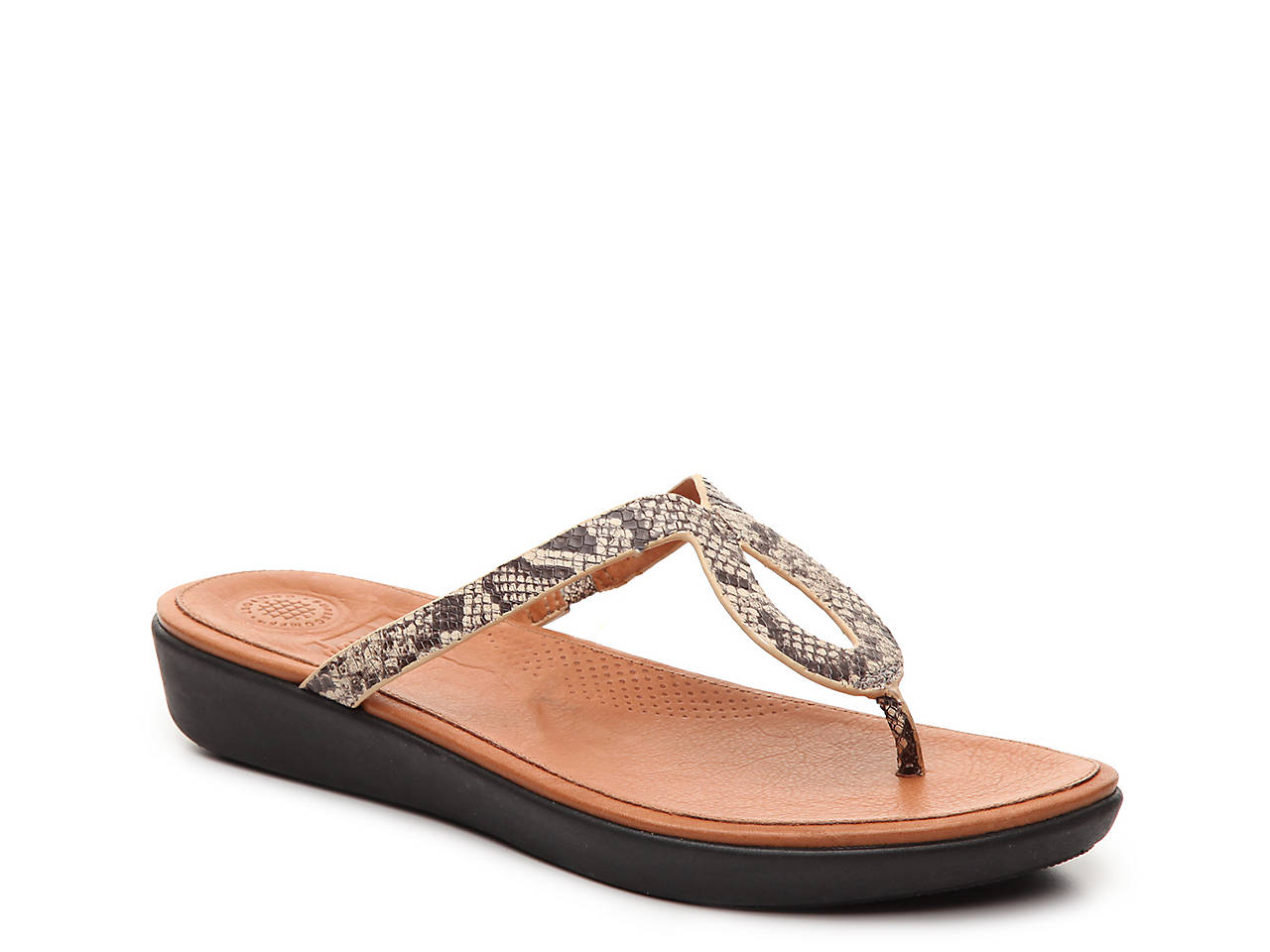 515e8099836c FitFlop Strata Wedge Sandal Women s Shoes