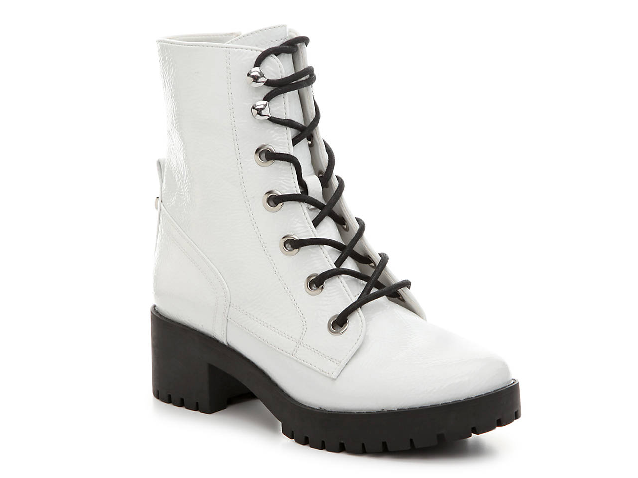 617de9708f2 Steve Madden Georgie Combat Boot Women s Shoes