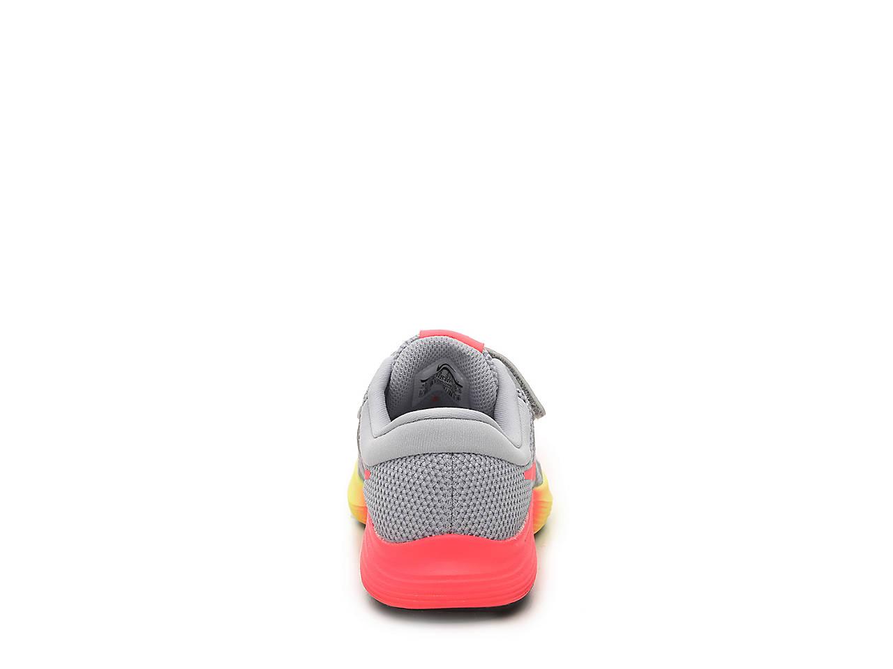 1d80168da4450 Nike Revolution 4 Fade Toddler   Youth Sneaker Kids Shoes