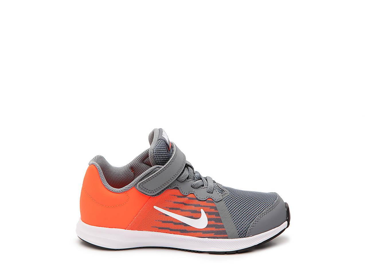 f90b976be42 Nike Downshifter 8 Toddler   Youth Running Shoe Kids Shoes