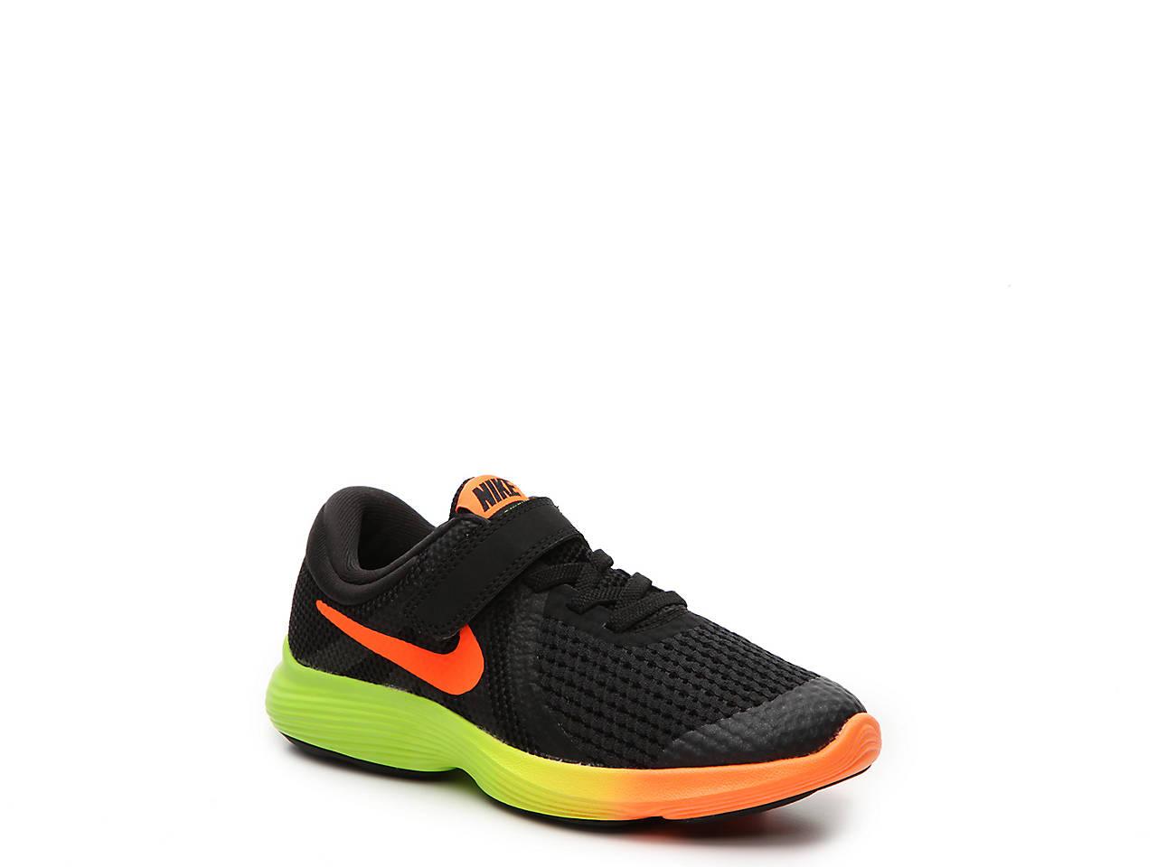 4fe6610c30 Nike Revolution 4 Toddler & Youth Running Shoe Kids Shoes   DSW
