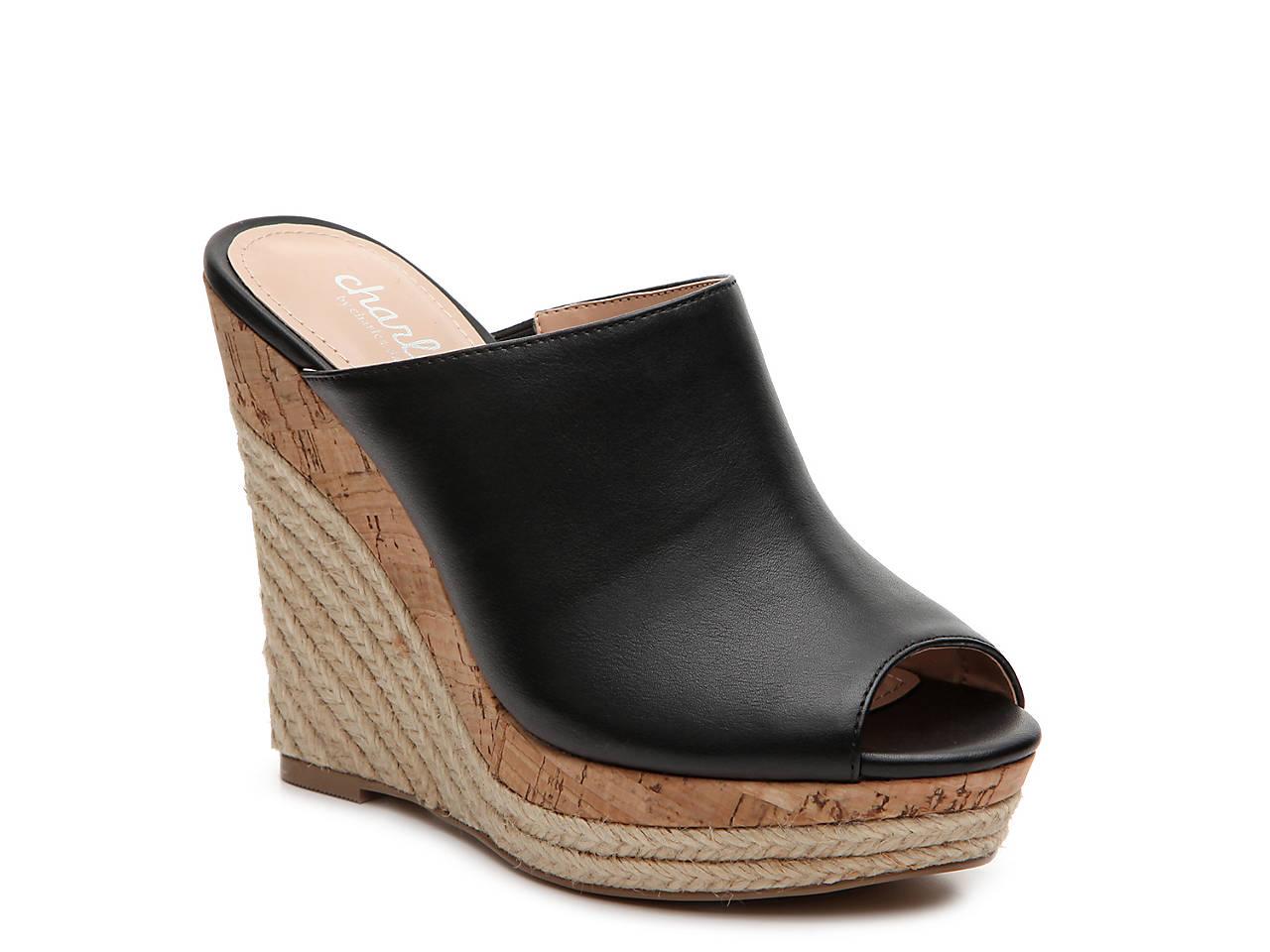 306dda6dbc6f Charles by Charles David Azie Wedge Sandal Women s Shoes