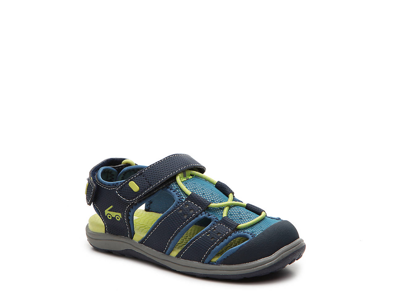 See Kai Run Lincoln Toddler   Youth Sandal Kids Shoes  7b23580b3