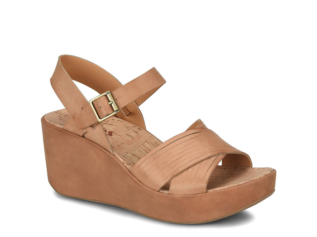 KORKS Martinique Wedge Sandal Cp3ZcZ0h