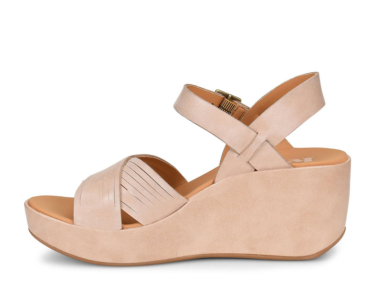 ad36f6e77ebd Korks Martinique Wedge Sandal Women s Shoes