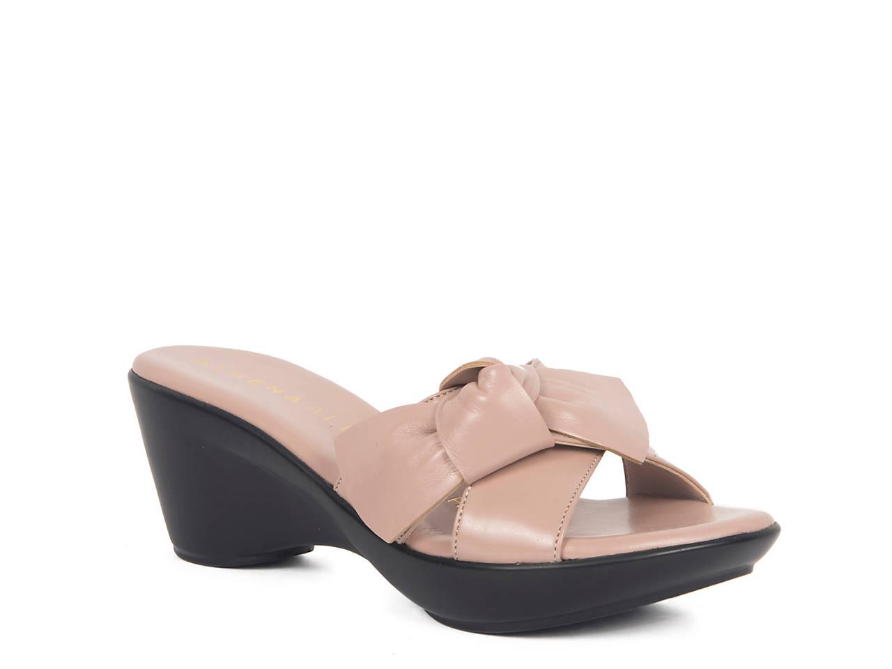 ATHENA Women's Giada Wedge Sandal Pb8YzKw7