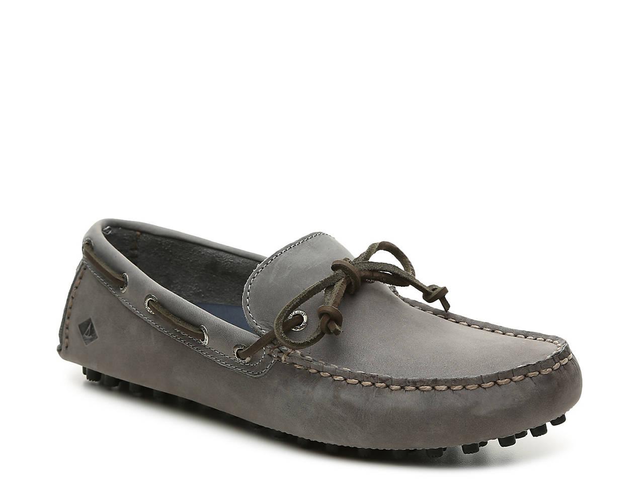 100% Guaranteed Sale Online 2018 Unisex Sale Online Sperry Suede Round-Toe Loafers Clearance Footlocker Finishline gjR0geG32D
