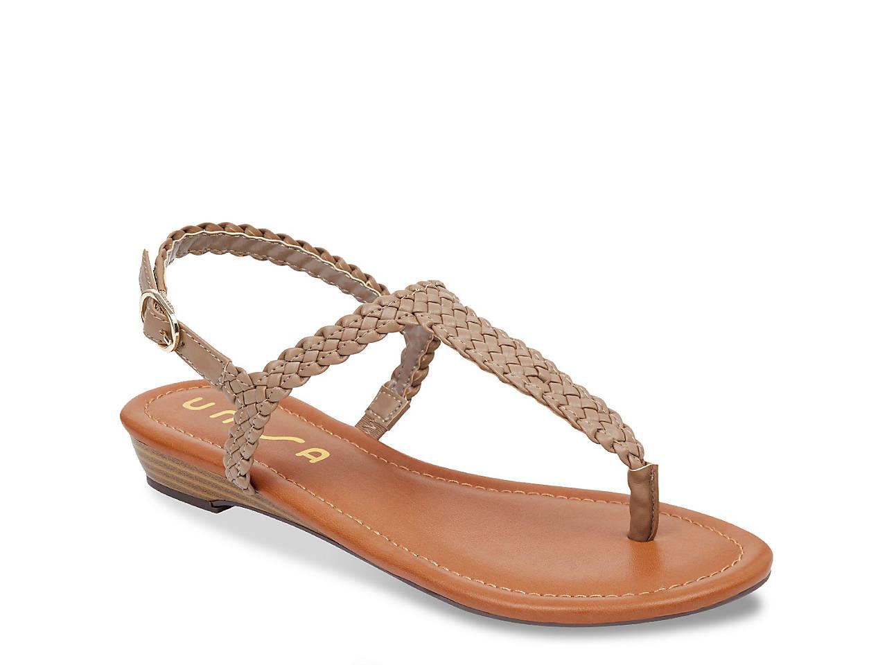 cb4b88ee871 Unisa Lilynda Flat Sandal Women s Shoes