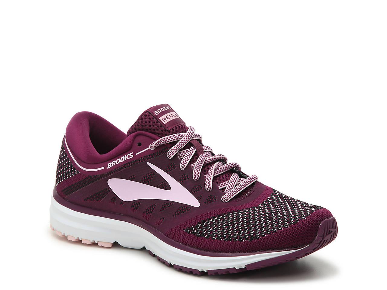 Brooks Revel Performance Running Shoe - Women s Women s Shoes  d8284f3b86