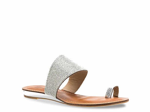 d8a3a0c28d9 GC Shoes. Delicia Flat Sandal
