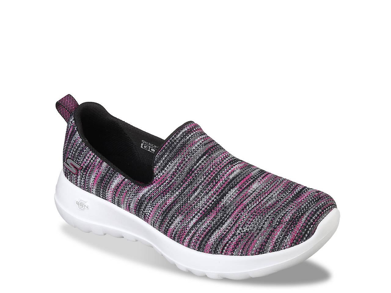 Skechers Damen Go Walk Joy Slip on Sneaker