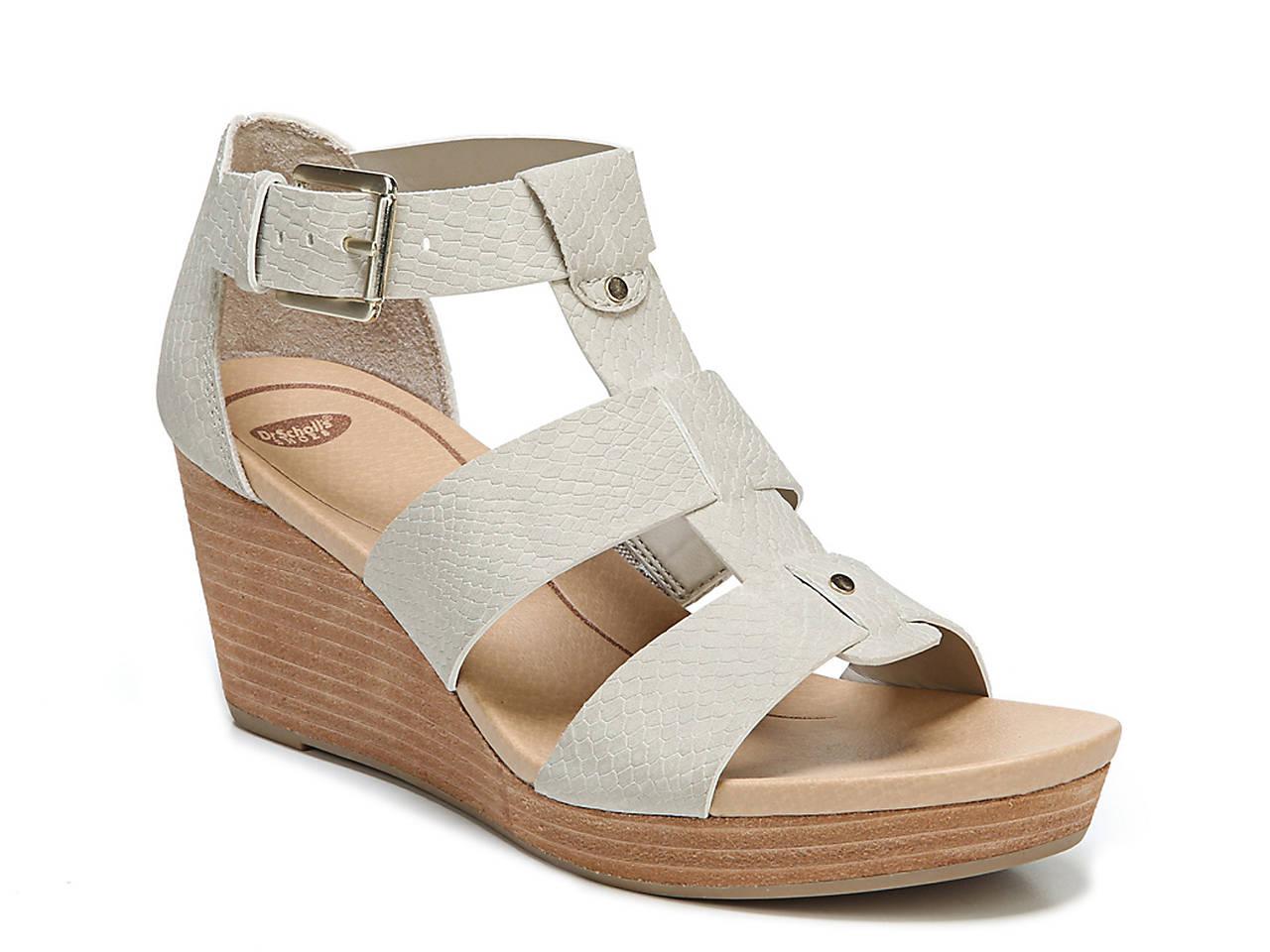 42d68caa0537 Dr. Scholl s Barton Wedge Sandal Women s Shoes