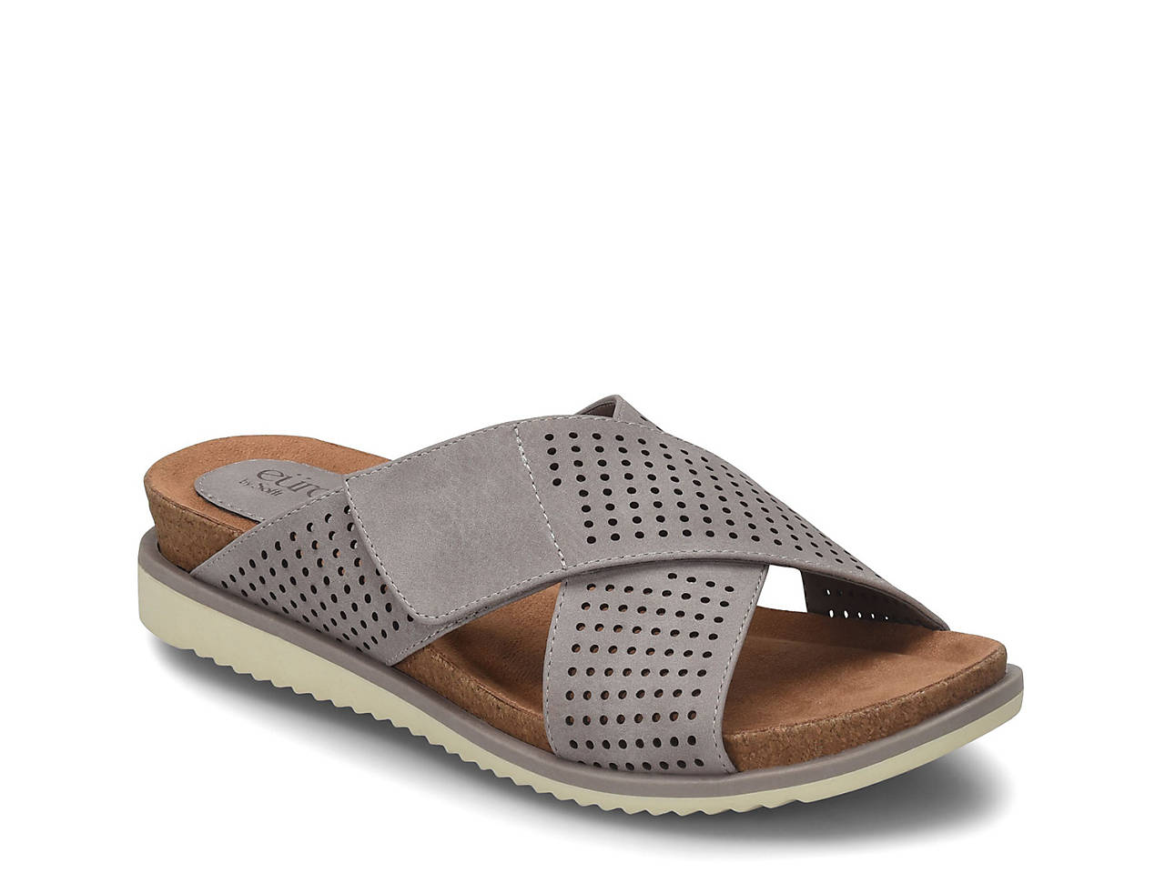 e5a5dc8b6609 Eurosoft Lisbet Wedge Sandal Women s Shoes