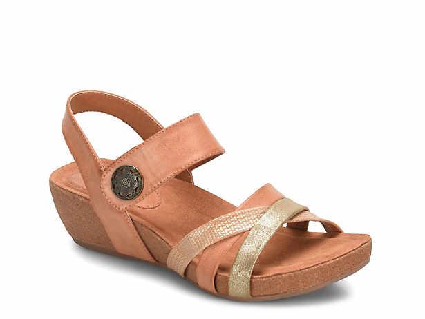 Renae Wedge Sandal