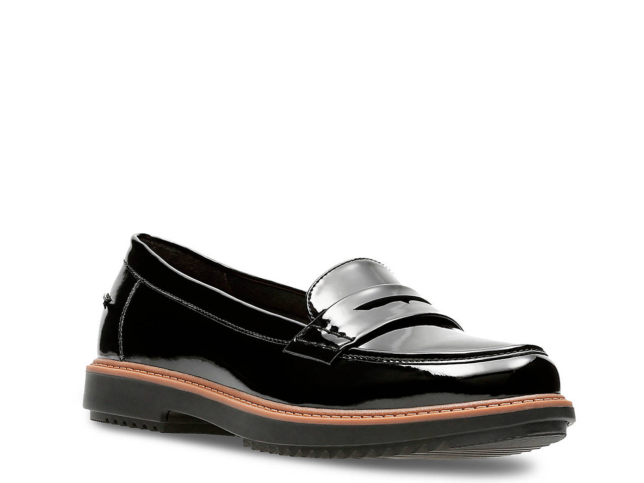 08bfdeb5c38 Clarks Raise Eletta Loafer Women s Shoes