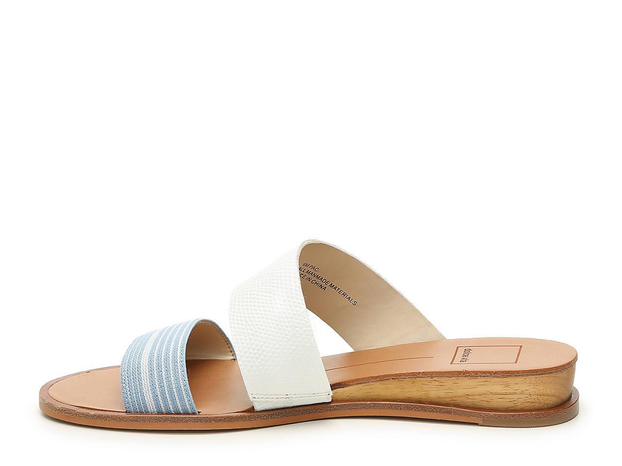 7a11b9738e3e Dolce Vita Paci Wedge Sandal Women s Shoes
