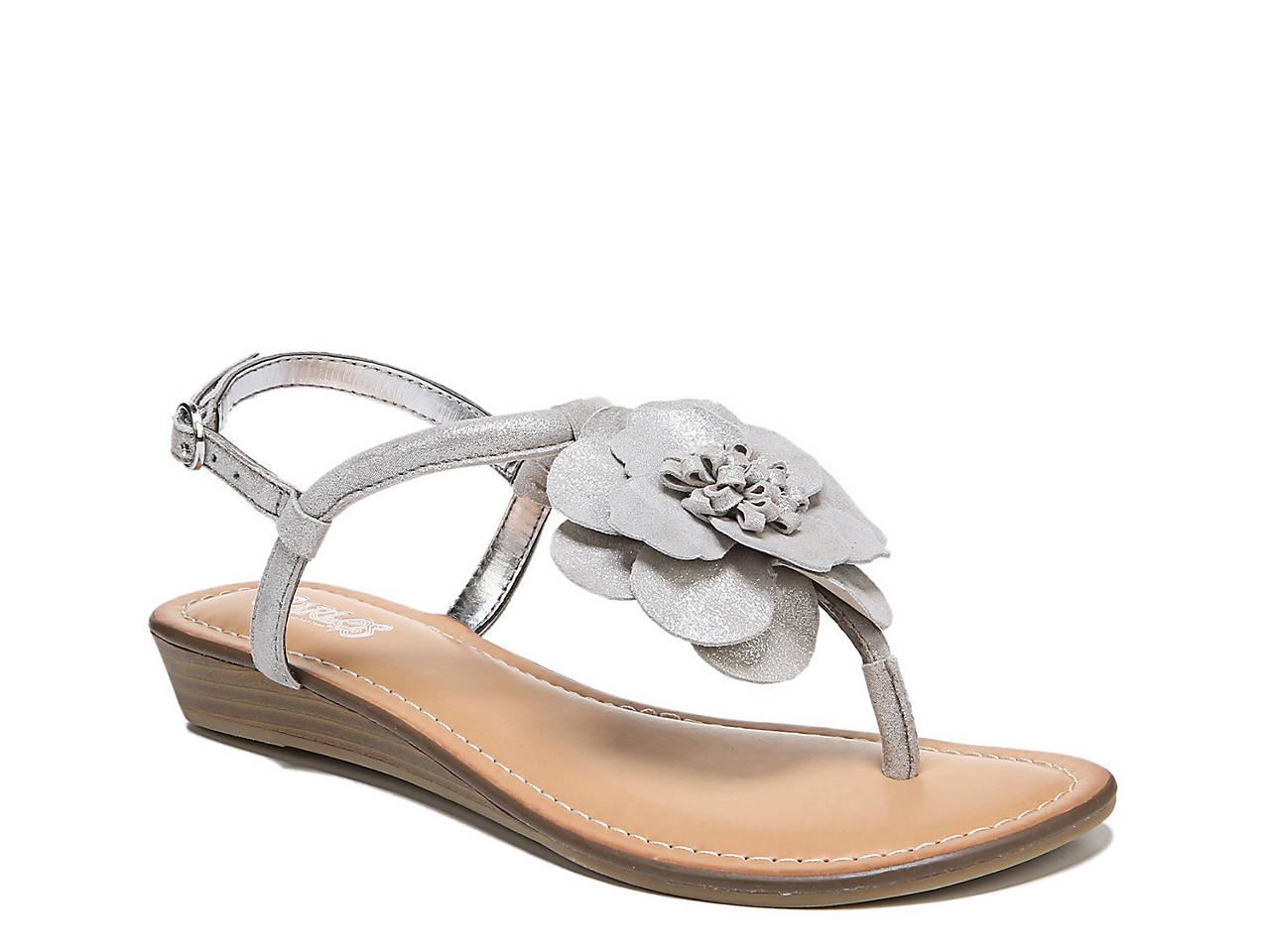 813f4082174d Carlos by Carlos Santana Tegan Wedge Sandal Women s Shoes