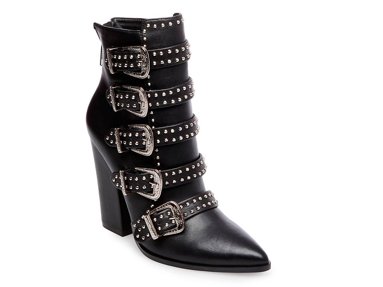 b18c8ea3d34 Steve Madden Comet Bootie Women s Shoes