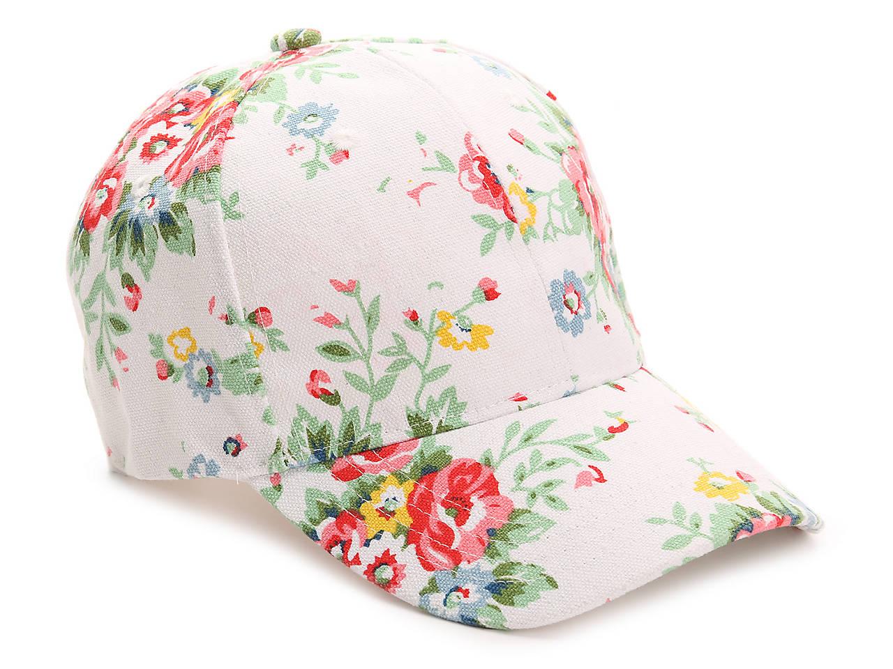 Mix No. 6 Floral Baseball Cap Women s Handbags   Accessories  8f0d903daf1