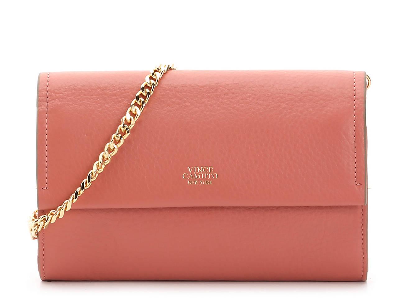 dbd3dde20 Vince Camuto Zosia Leather Crossbody Bag Women's Handbags ...