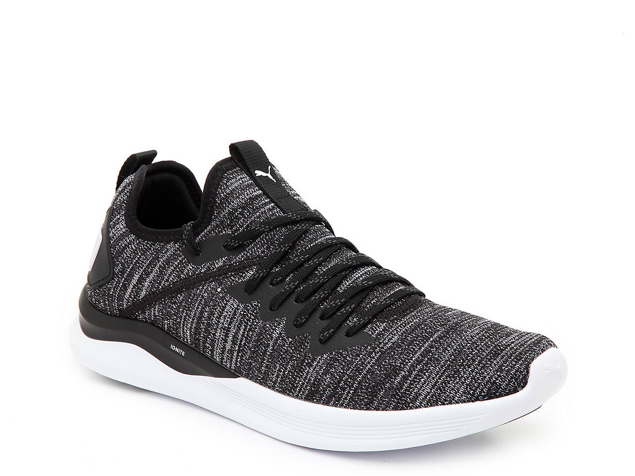 061ff9bdbd99 Puma Ignite Flash evoKNIT Sneaker - Men s Men s Shoes