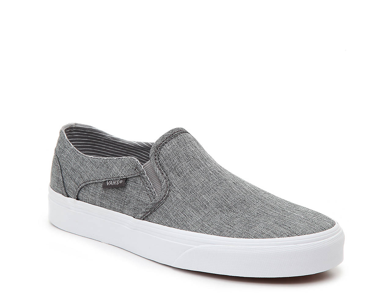 8b0560c247456e Vans Asher Slip-On Sneaker - Women s Women s Shoes