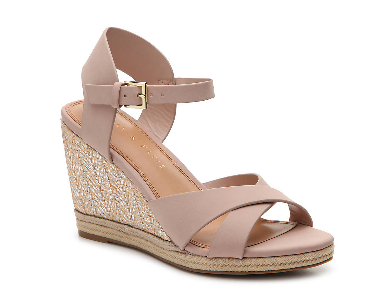 1b22873c1d Kelly & Katie Fionah Espadrille Wedge Sandal Women's Shoes | DSW