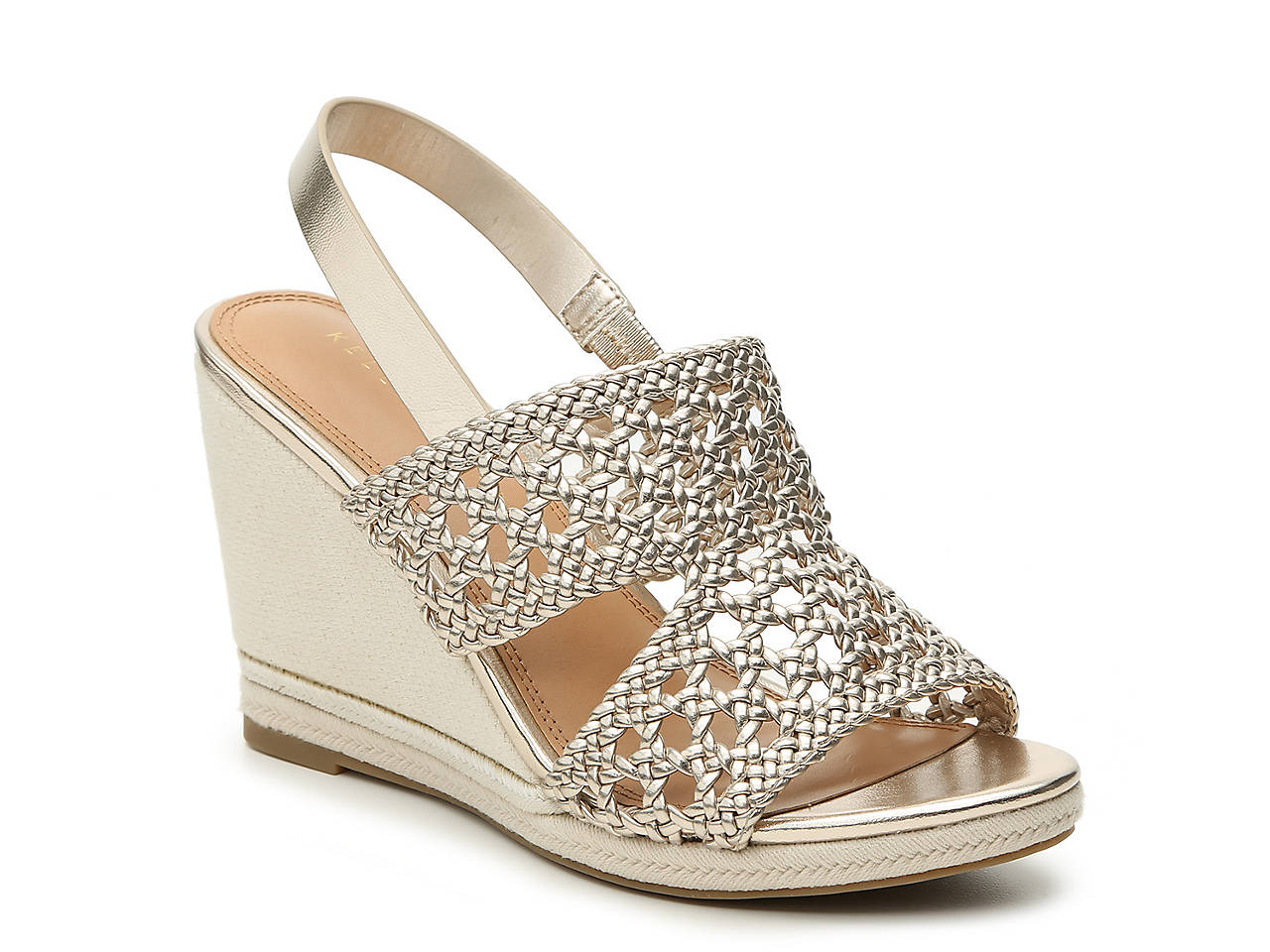 5292247a0b9 Kelly   Katie Delara Wedge Sandal Women s Shoes