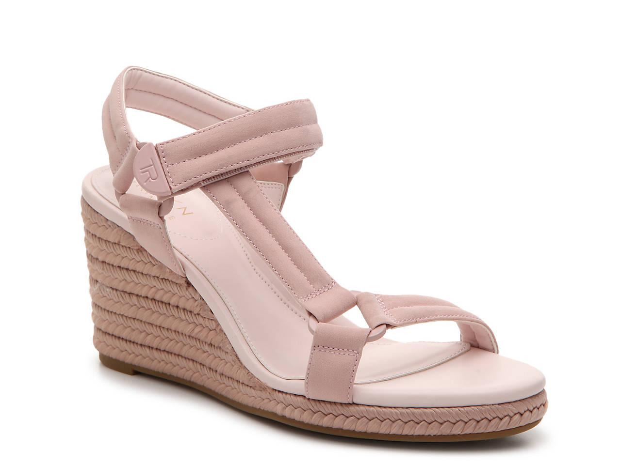 9a812a1f2ef228 Taryn by Taryn Rose Winston Wedge Sandal Women s Shoes