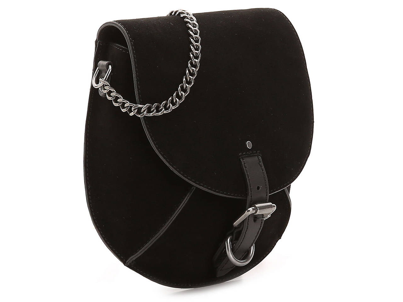 Lucky Brand Maya Leather Crossbody Bag Women s Handbags ... 8237d200247c4
