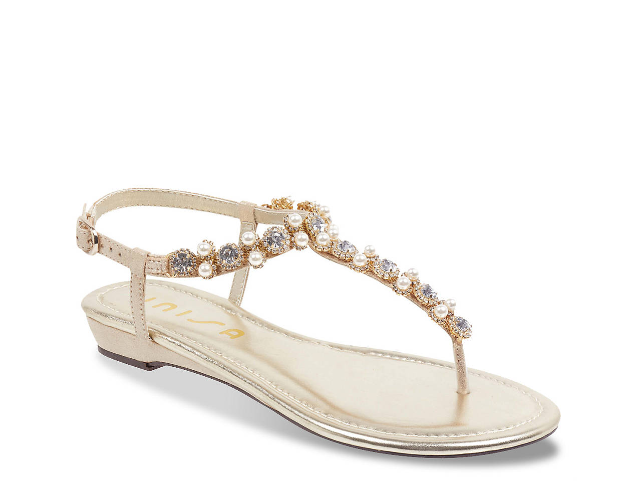 9a1b62648 Unisa Liybo Flat Sandal Women s Shoes