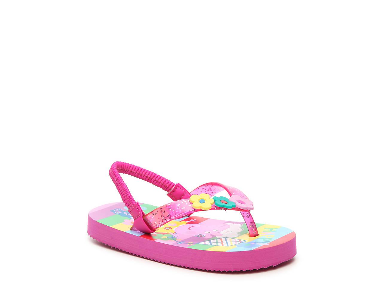 e88f537a2 Peppa Pig Peppa Toddler Flip Flop Kids Shoes