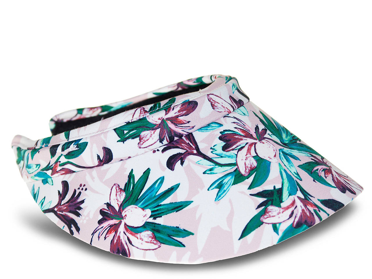 Tropical Floral Visor by Nine West