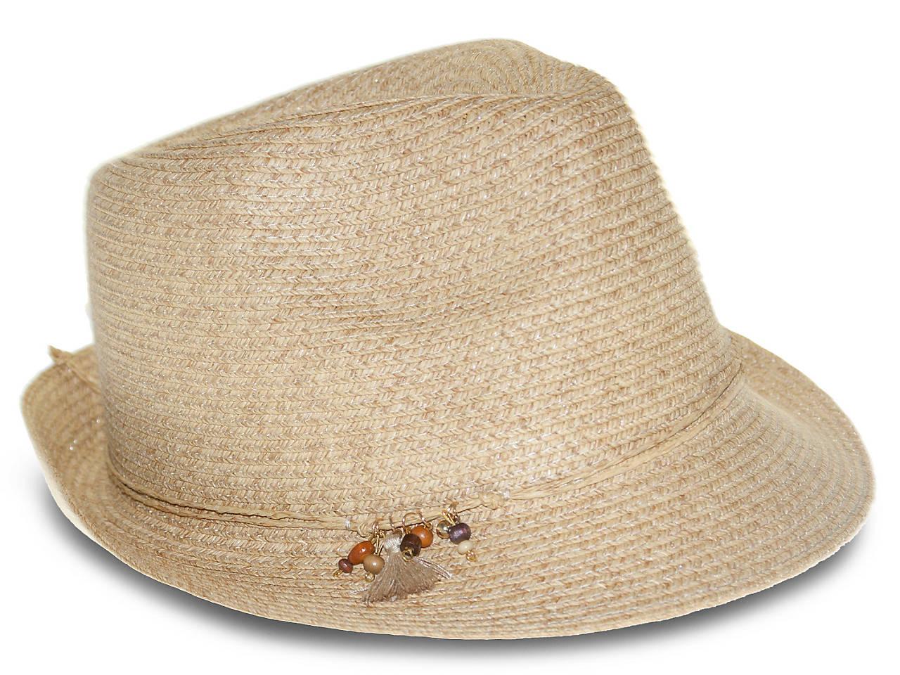 7c30ae61397f1 Nine West Packable Fedora Hat Women s Handbags   Accessories